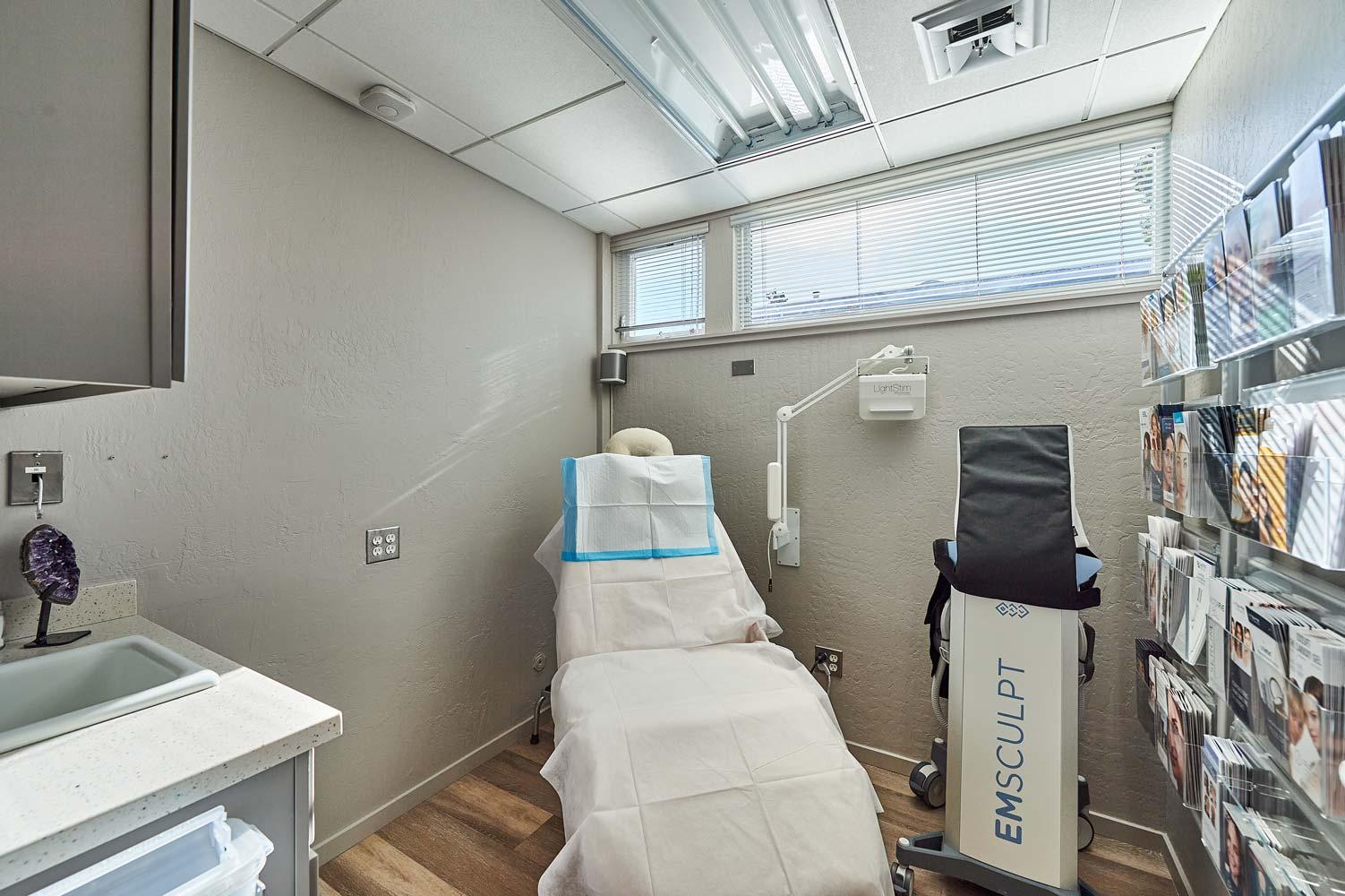 Camino Alto Commercial Construction-Medical Interior